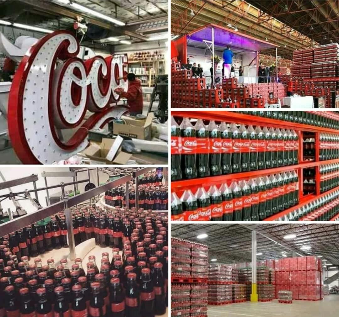Coca-Cola group of companies