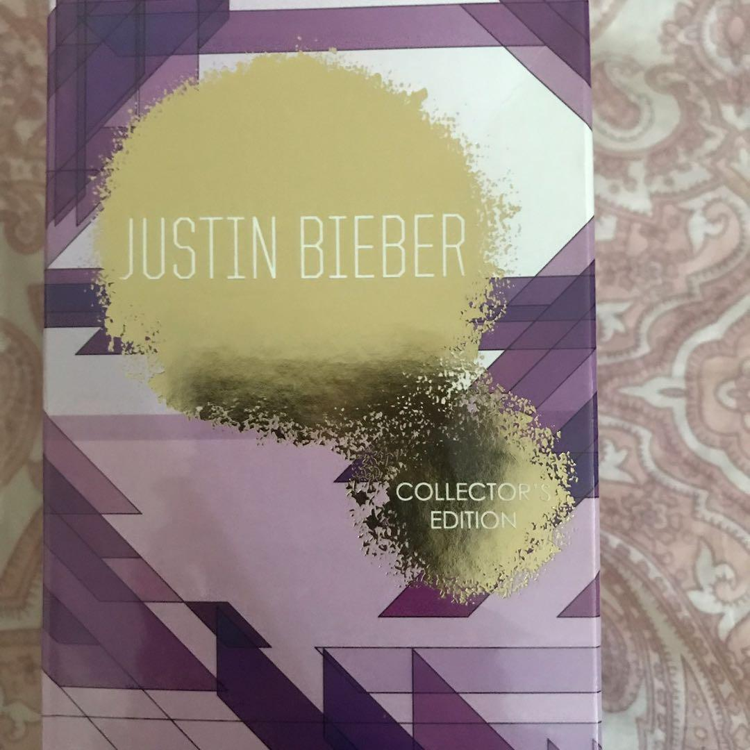 Collectors edition Justin Bieber 'They Key' 100ml perfume - NEE
