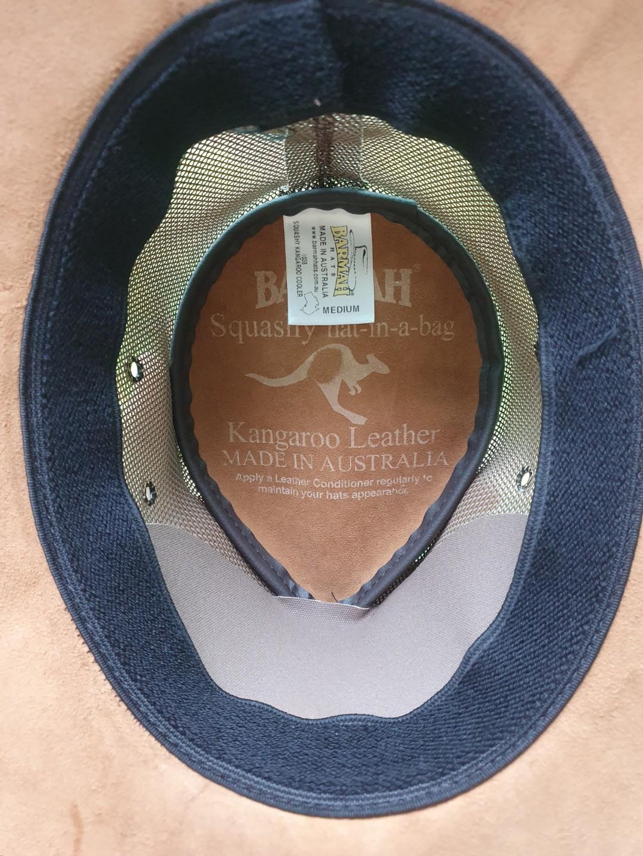 Top Seller Barmah 1038 HC Squashy Kangaroo Cooler Hat