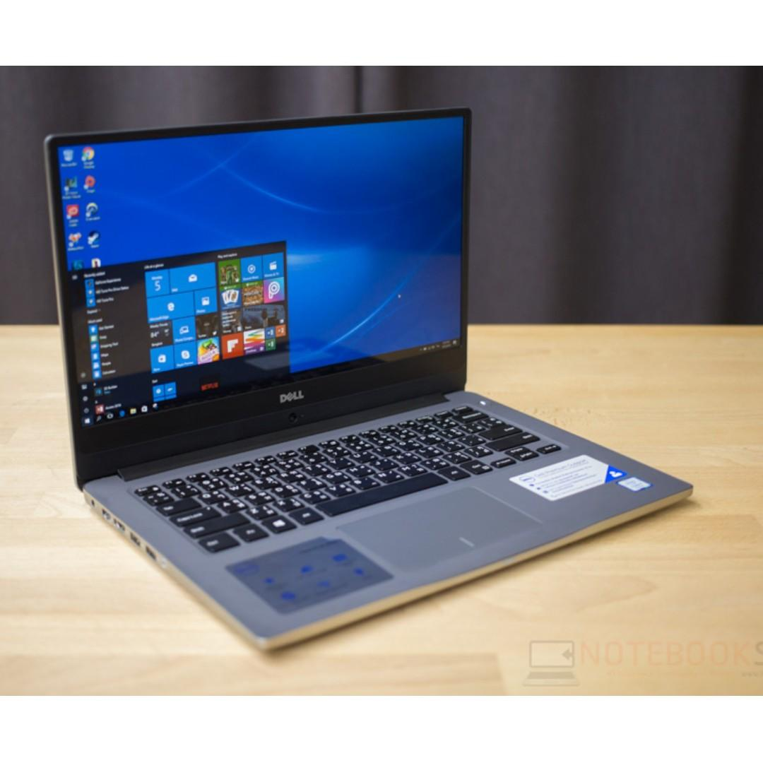 Dell Inspiron 7460 14 In Fhd Ips 7th Gen Core I7 7500u 8gb 128gb Ssd 1tb Windows 10 Electronics Computers Laptops On Carousell