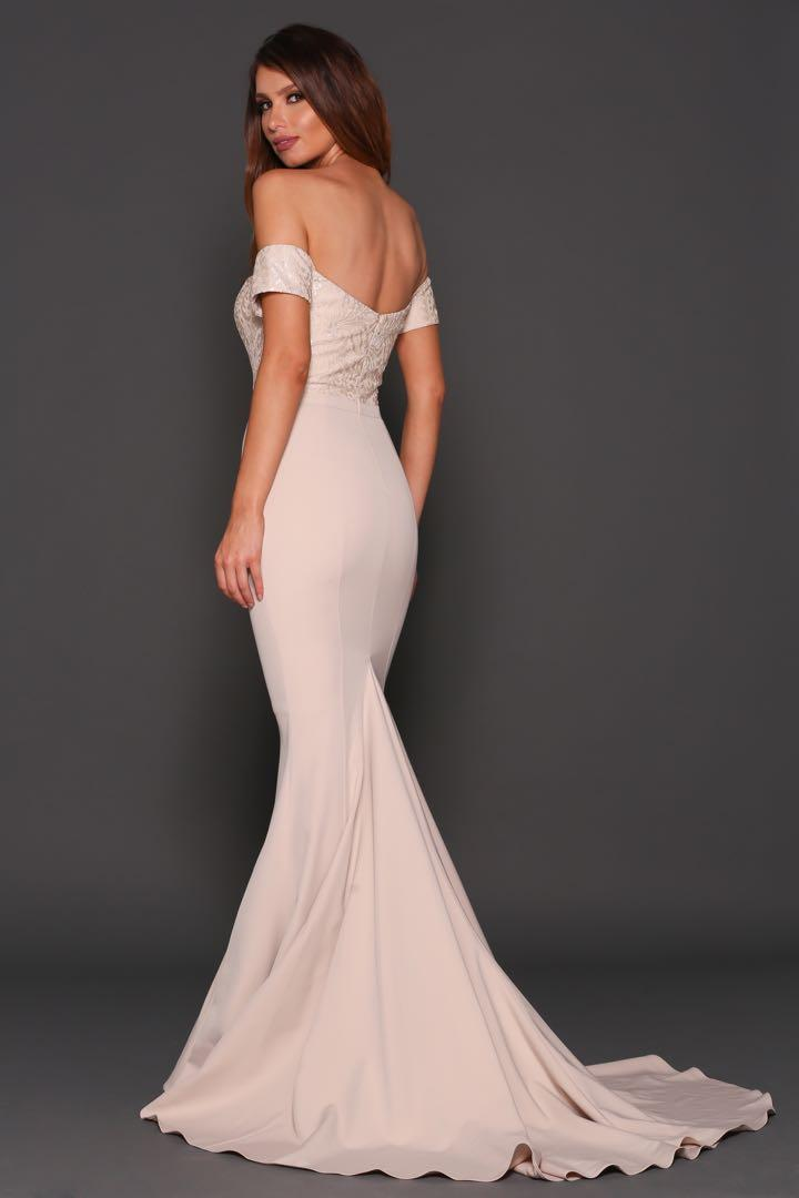 Elle Zeitoune Annabelle Gown/formal dress for rent