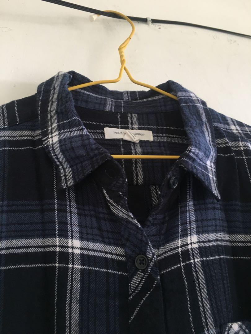 Flanel top