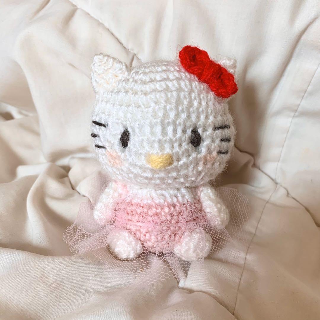 Cat Ballerina Amigurumi Doll - Free Crochet Pattern! - AmVaBe Crochet   1080x1080