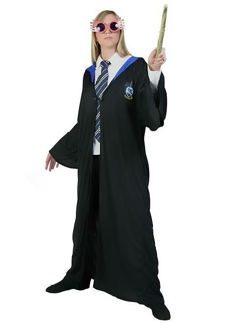 Harry Potter Ravenclaw Costume #swapau