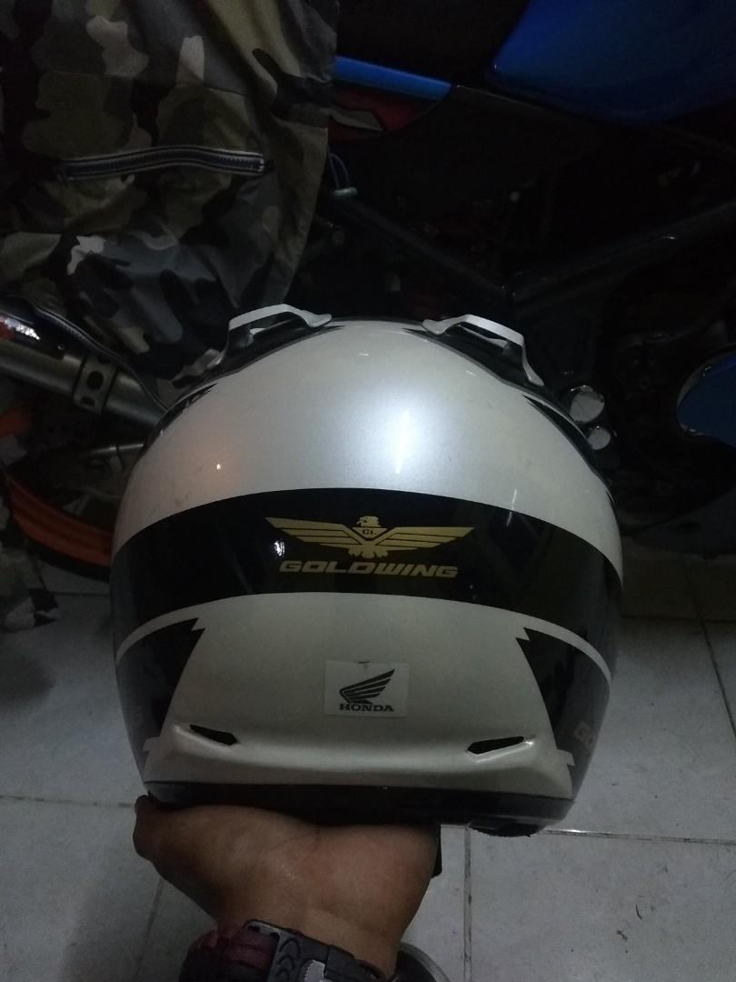 Helmet Goldwing Honda