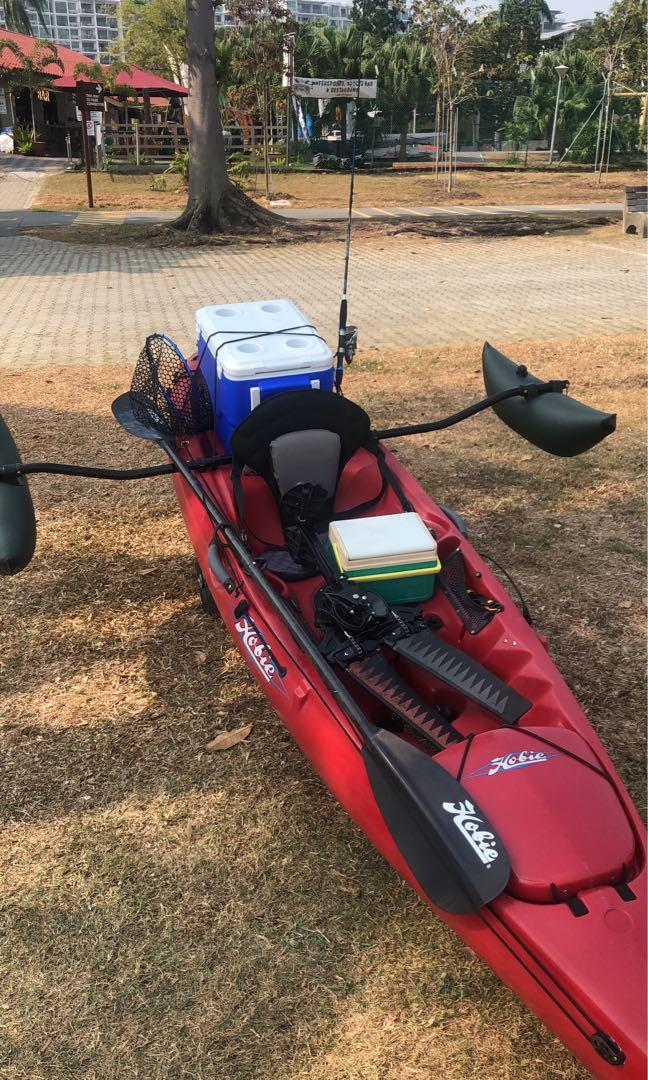 Hobie revolution plus kayak
