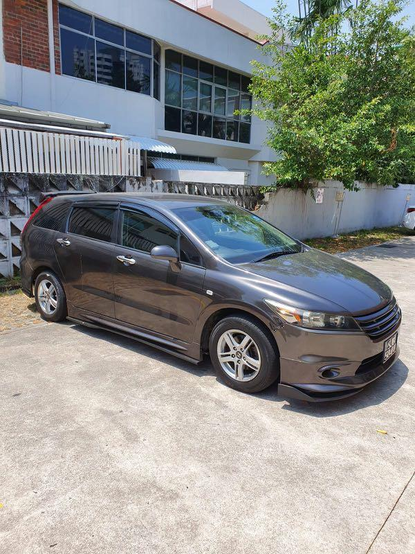 Honda stream 1.8 mpv for phv grab or personal rental, Long and short term available immediate