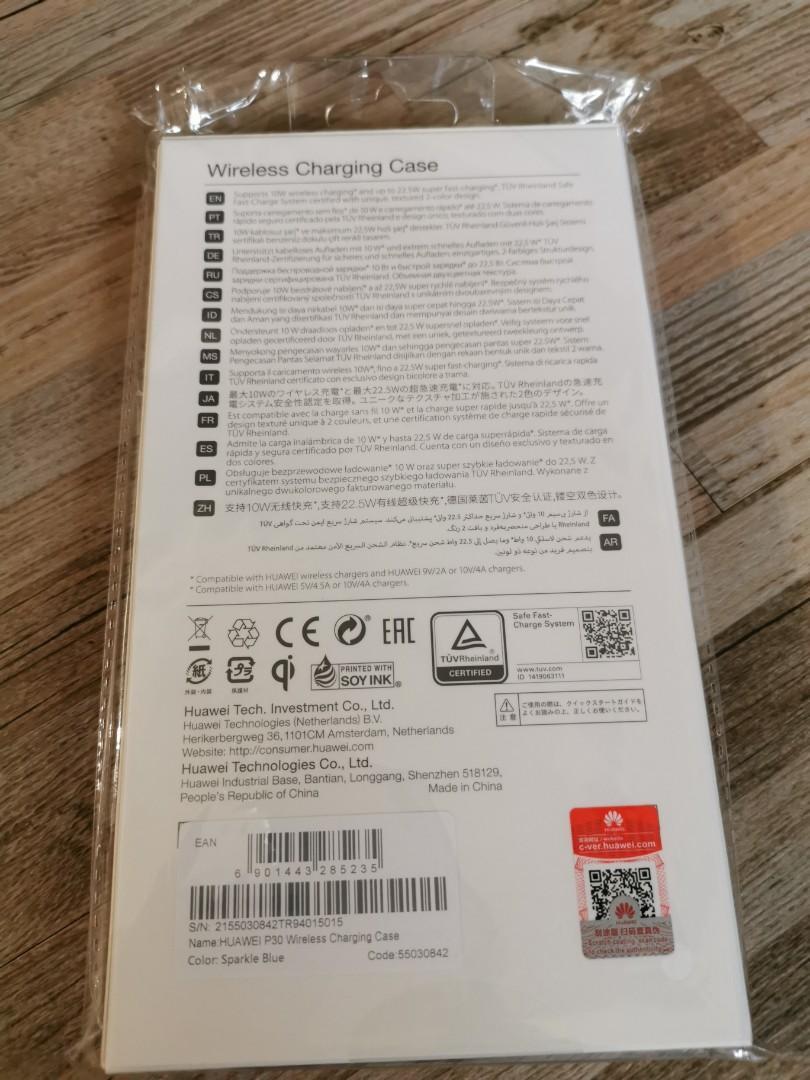 Huawei P30 charging cover