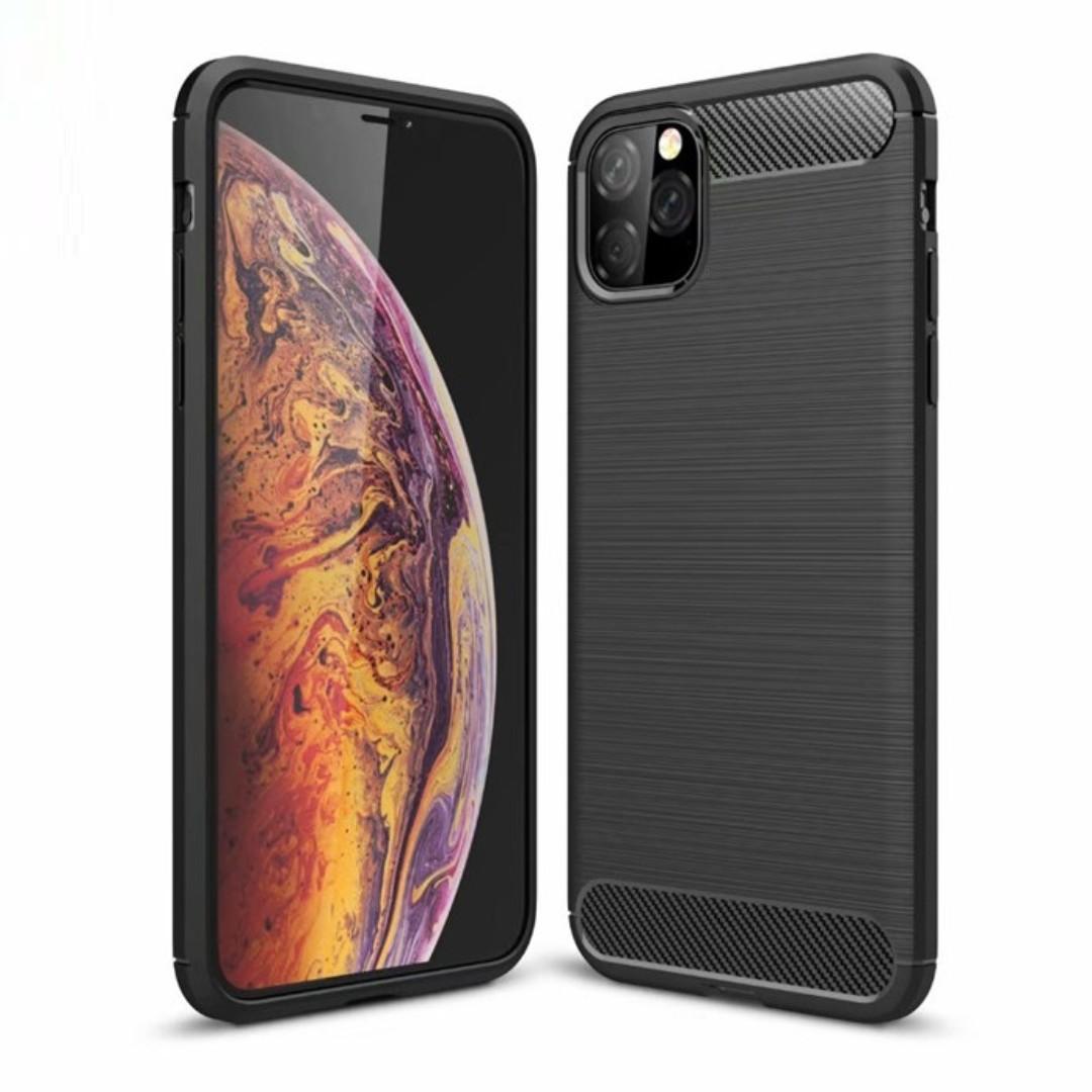 iPhone 11 / iPhone 11 Pro Max Matte Armour Phone Case