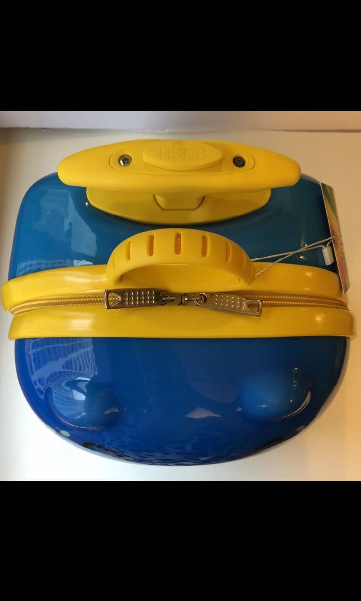 Kids trolley luggage