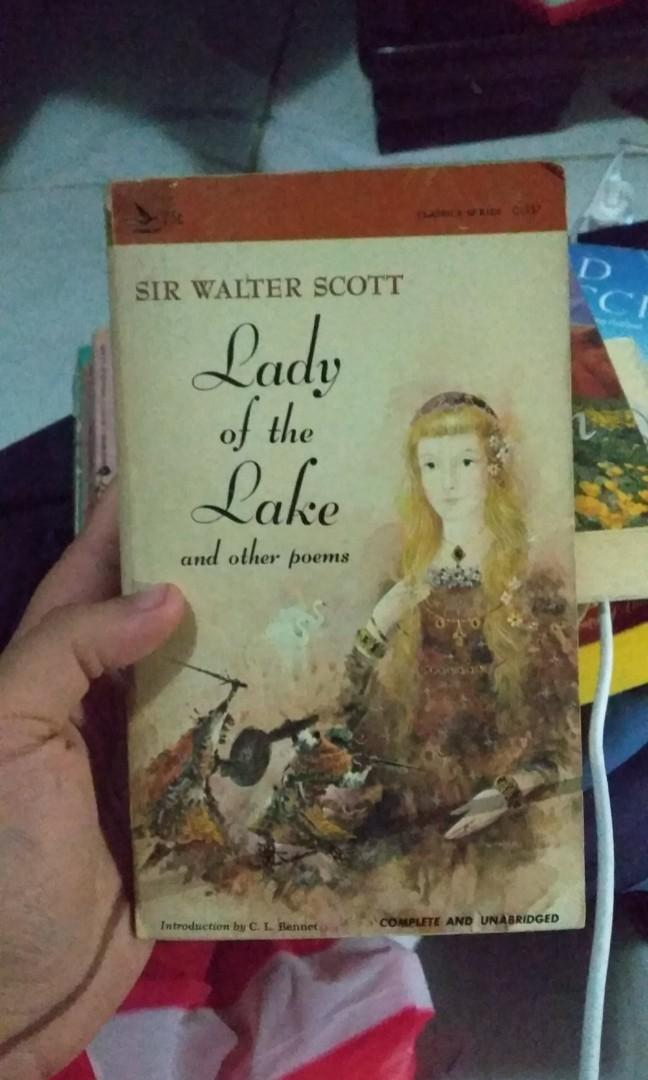 Lady of the Lake and Other Poems by Sir Walter Scott (Complete and Unabridged)