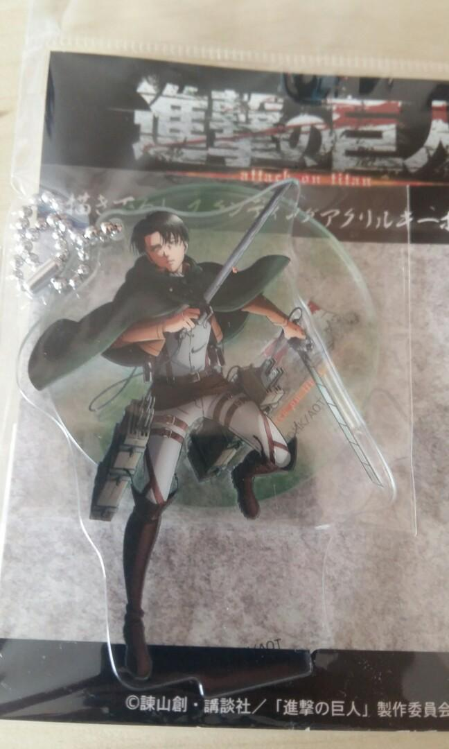 LEVI/EREN OFFICIAL ACRYLIC STAND