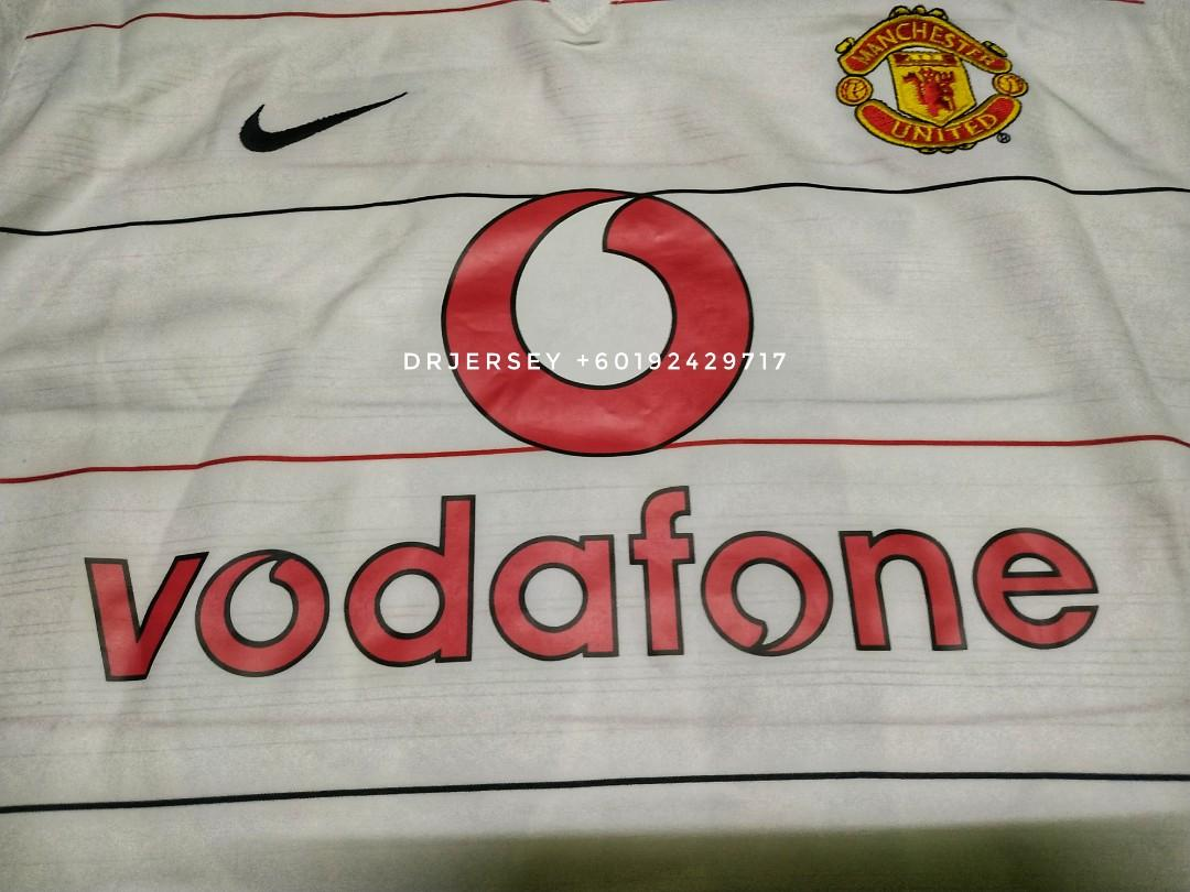 Manchester United Jersey third kit 03/04 S