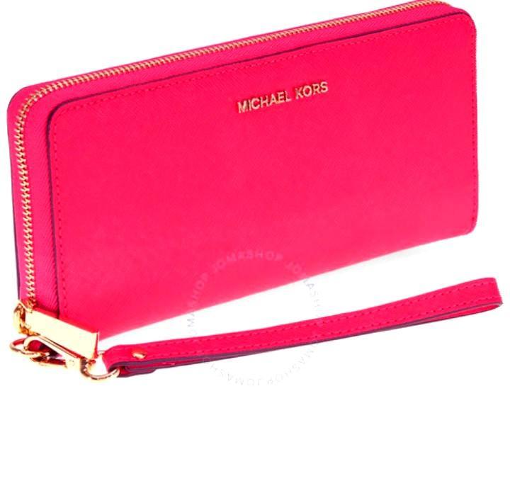 Michael Kors Jet set travel multi function wallet/ Purse..SALE!!