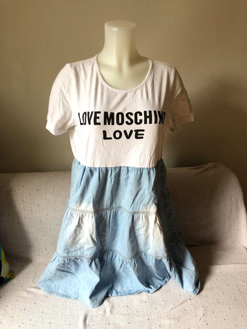 Moschino Inspired Dress