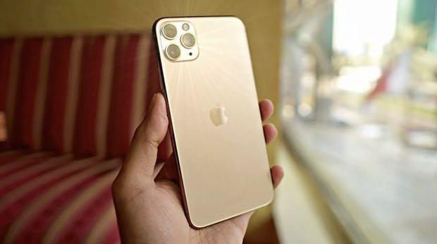 New Sealed Apple iPhone 11 Pro Max Gold Unlocked 512GB