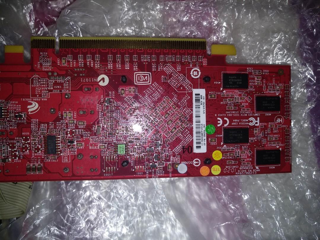 Nvidia Geforce GT 320 Display card 1G D3