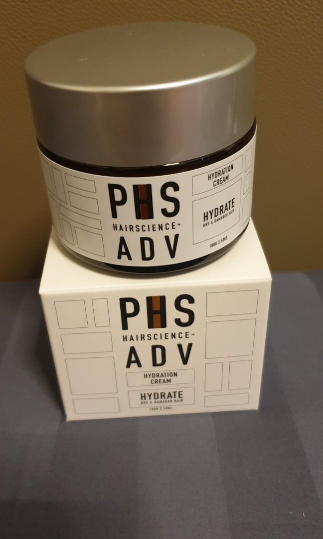 PHS Hairscience ADV Hydrating Cream