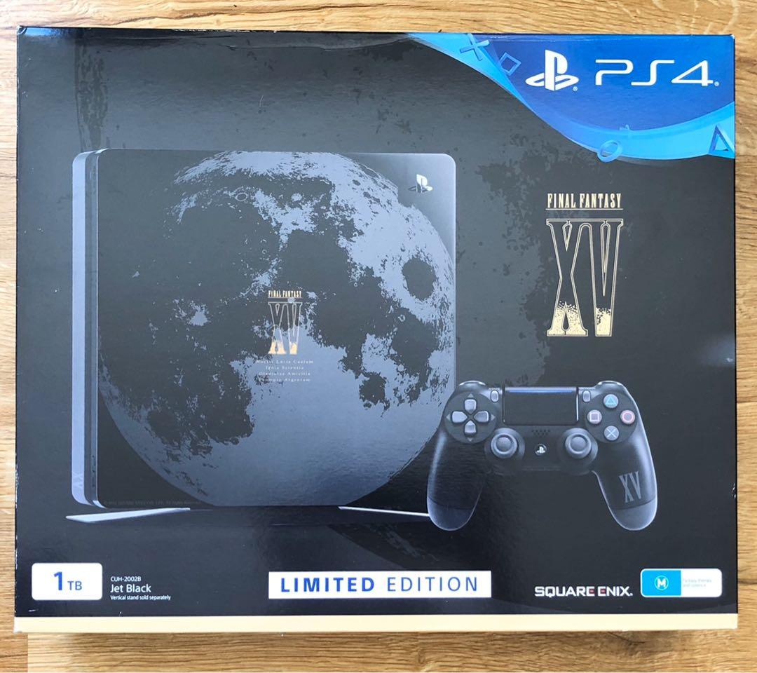 Playstation 4 1TB Final Fantasy XV Limited Edition