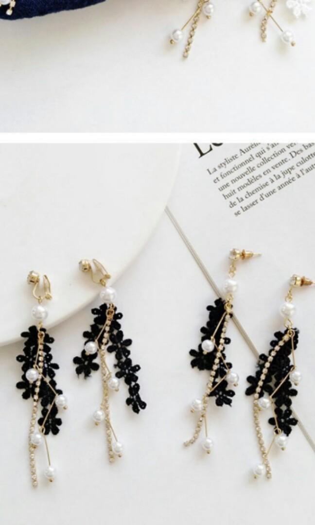 READYSTOCK antingbunga earrings aksesoris gelang kalungbohemian cincin tshirt kaos baju kemeja tas dompet jaket cardigan celana dress sepatu heels flatshoes topi kacamata wedges skincare foundation sephora hairclip jepit