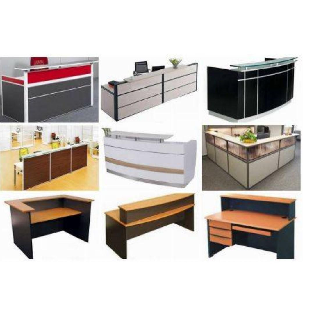 Reception counter - Office partition - Furniture - Office