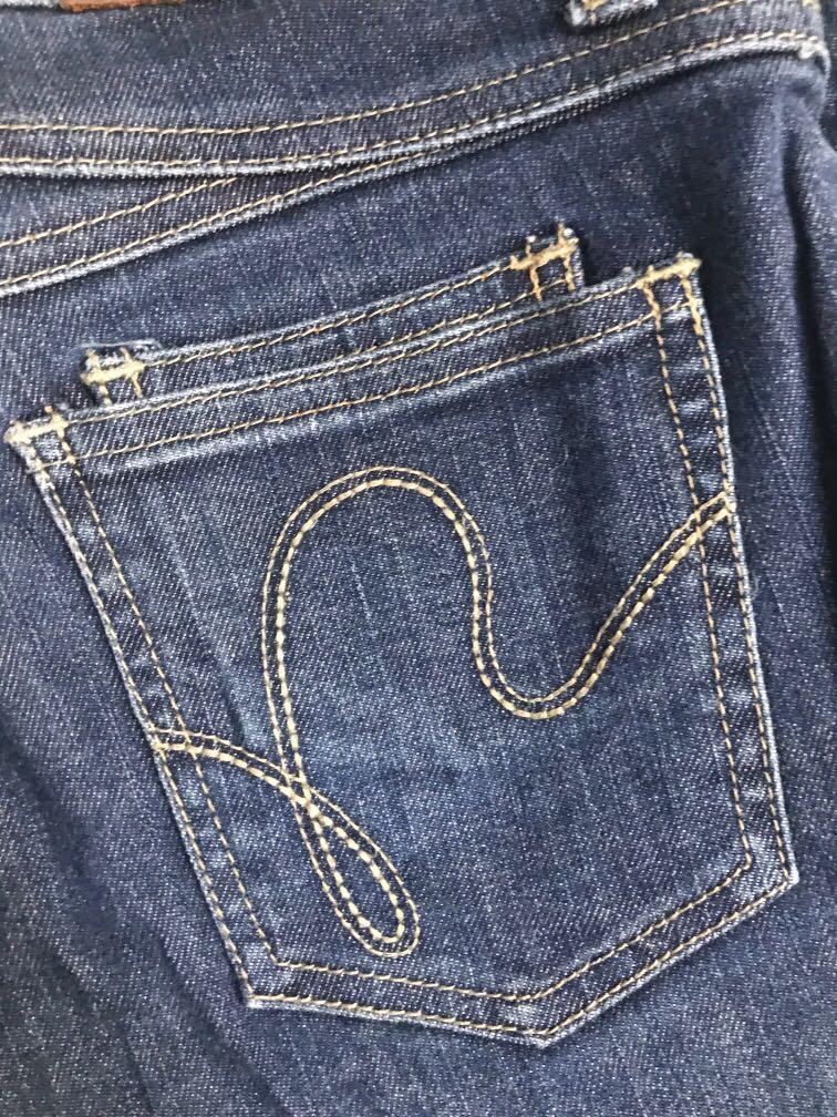 Roots 牛仔褲