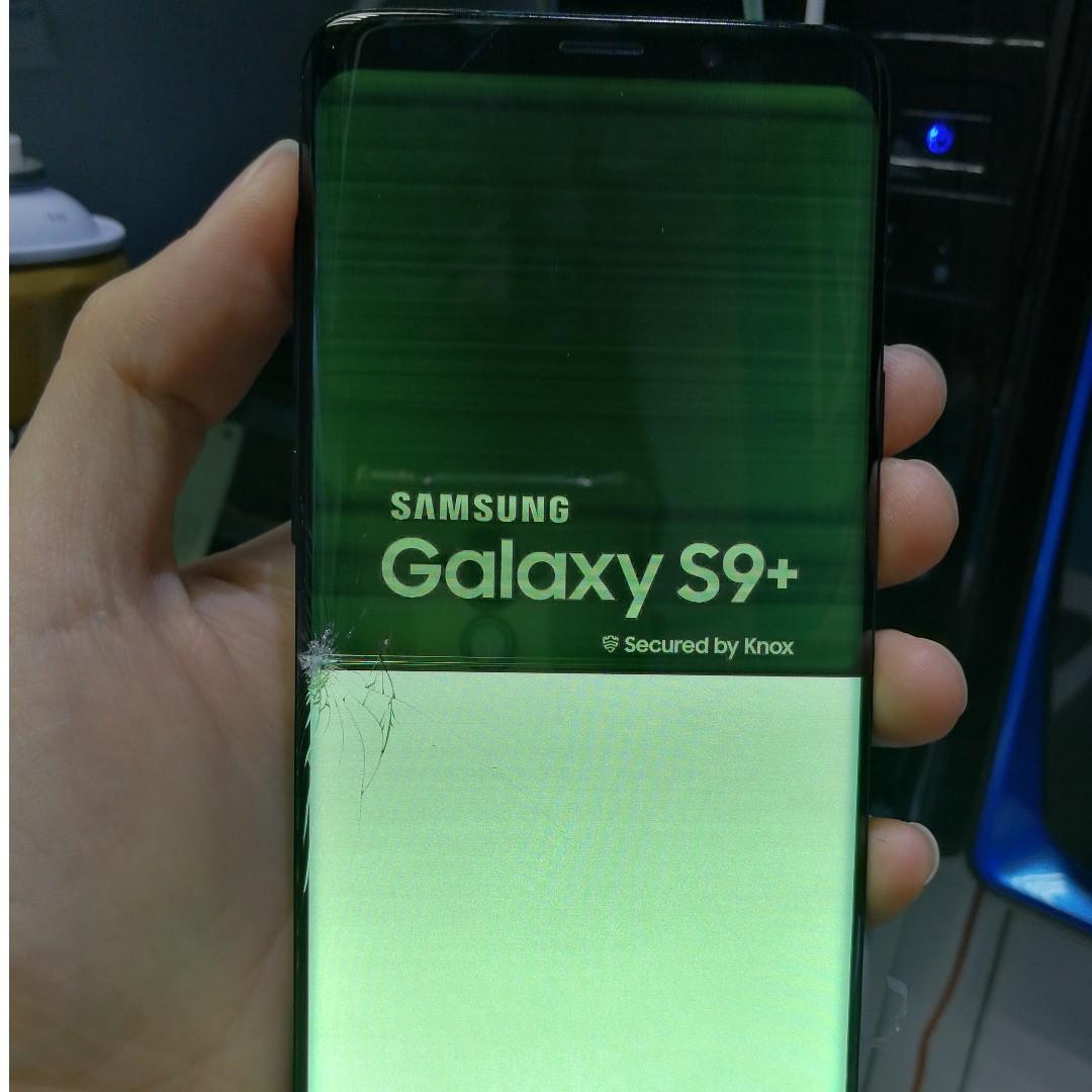 三星S9+ 爆mon換mon 爆玻璃 換玻璃 更換屏幕