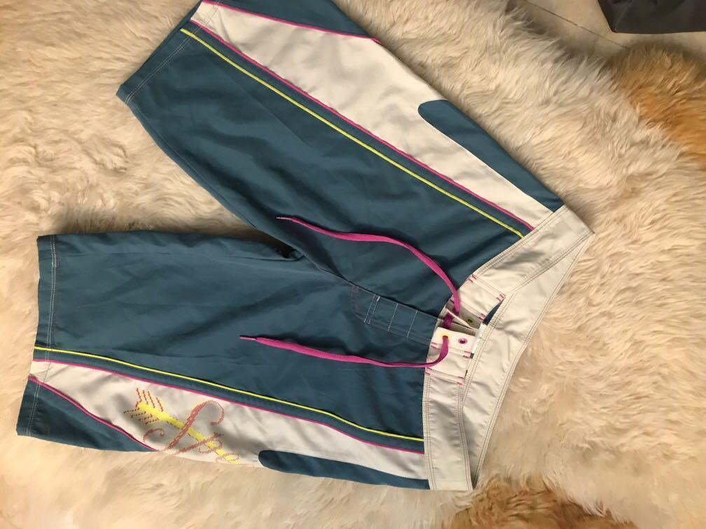 Speedo沙灘短褲