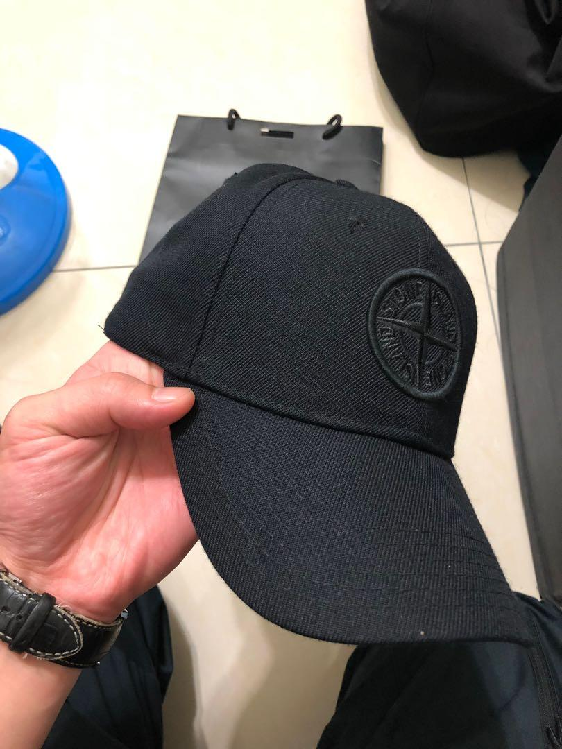 Stone Island wool cap