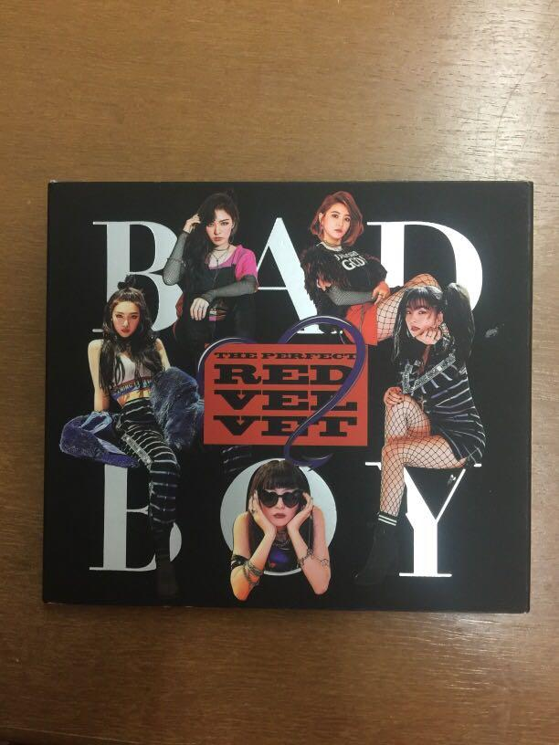 The Perfect - Red Velvet Album (Bad Boy)