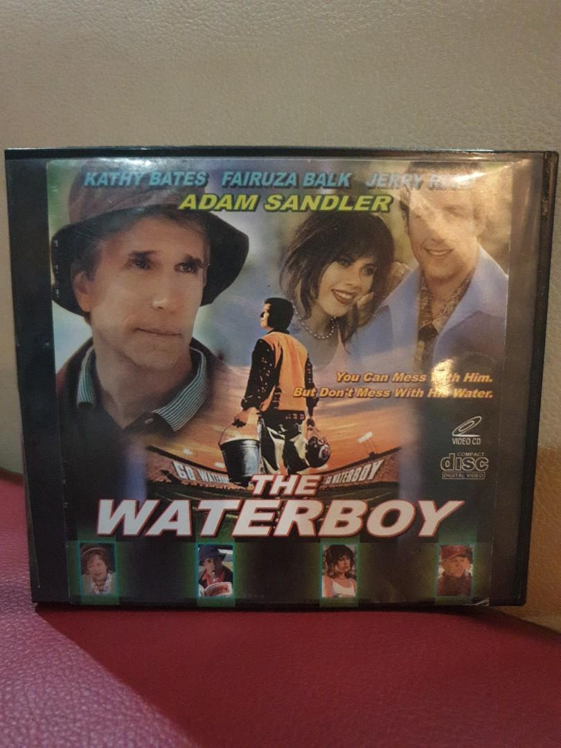 The Waterboy movie cd