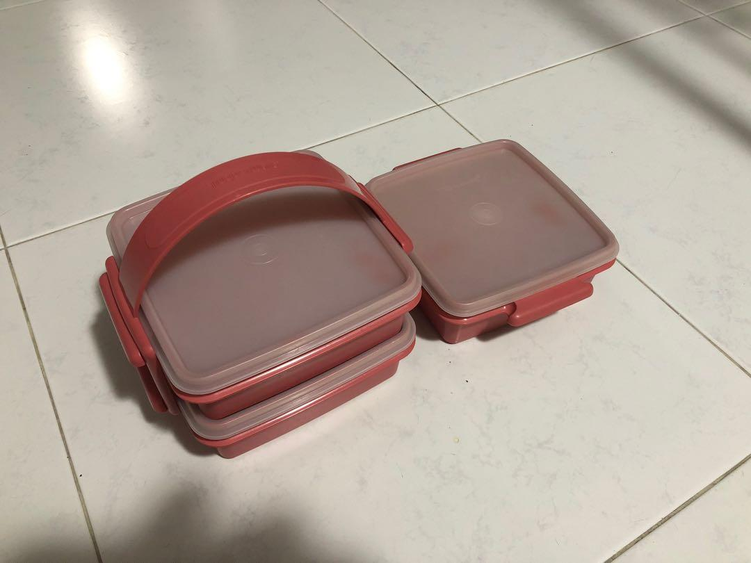 Tupperware Containers