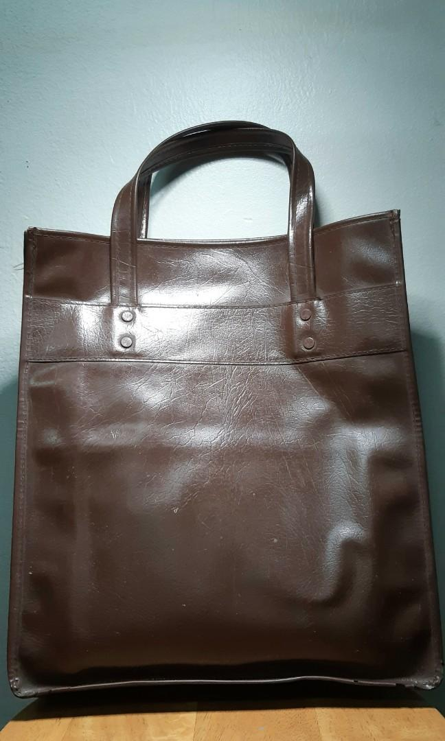 Vintage Not Old Office Bag #006