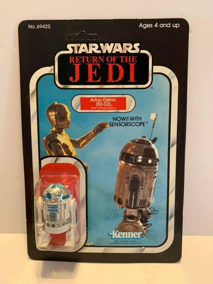 Vintage STAR WARS KENNER stormtrooper boba fett Blaster  repro