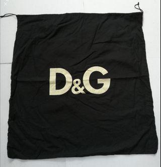 D&G dustbag