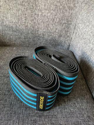 重訓深蹲神護綁膝蓋護具 weightlifting knee binder