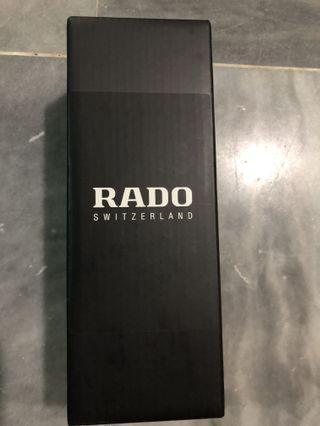 Wacaco x Rado Portable Espresso Machine