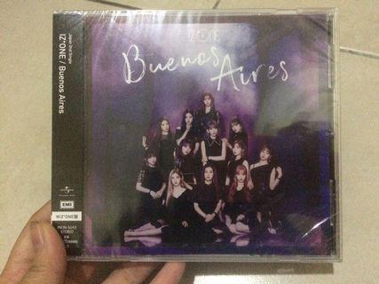 Iz*one japan album Wizone ver sealed