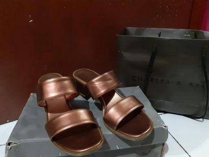 sandal charles & keith