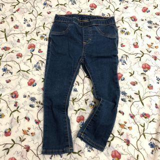 二手出清 H&M 童褲1歲半~3歲適穿 內搭褲 牛仔褲 長褲