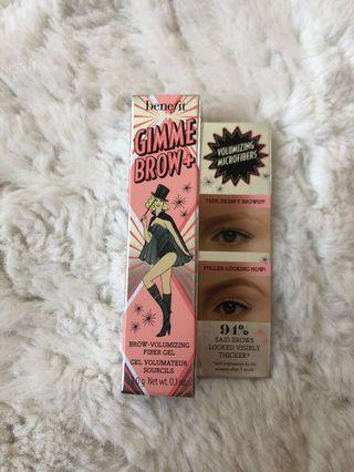 Benefit Gimmie Brow - 1