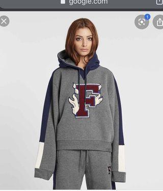 Fenty puma hoodie puma x rihanna 帽踢