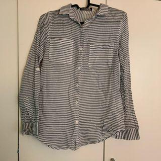 Cotton On Stripes Shirt