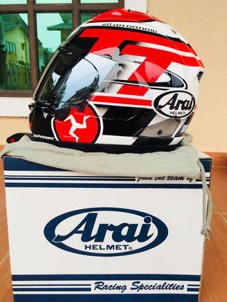 Arai Helmet LIMITED EDITION TT
