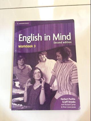 English in Mind Workbook 3