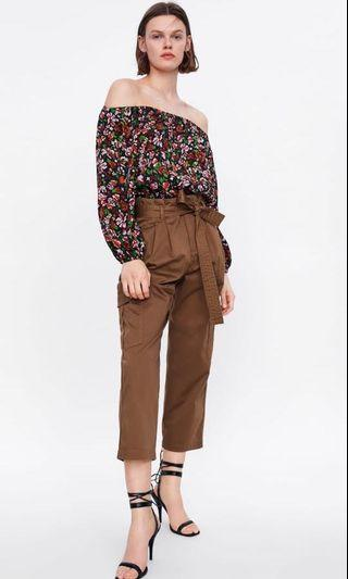 Paperback Cargo Trousers