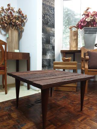 Belian Wood Coffee Table