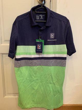 Golf t shirt pga tour brand