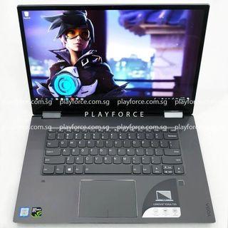 """Yoga720 i7-7700/GTX1050 - Lenovo Yoga 720 i7-7700HQ GTX 1050 16GB 1TB SSD 15"""" QHD Touch Display"""