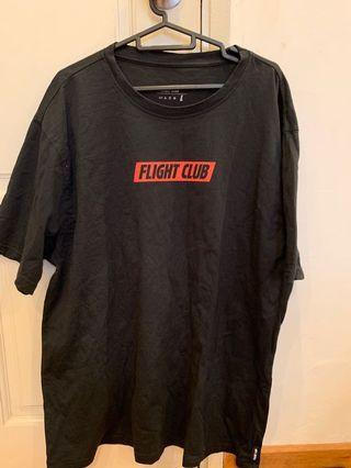 Flight club t shirt
